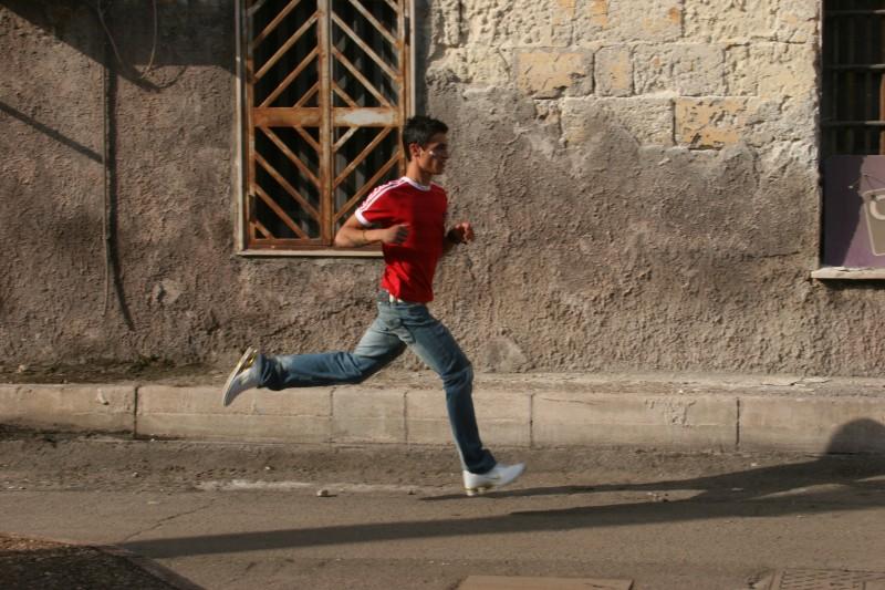 Giulio Beranek In Una Sequenza Del Film Marpiccolo 133528