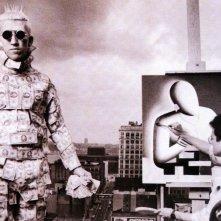 Mark Kostabi è il protagonista del documentatio Con Artist