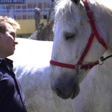 Mark Kostabi nel documentario Con Artist presentato al Festival di Roma nel 2009