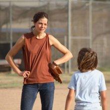 Michelle Monaghan in un'immagine del film Trucker