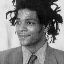 Una foto di Jean Michel Basquiat
