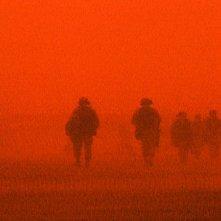 Una suggestiva scena del documentario Severe Clear (2009) di Kristian Fraga e Mike Scotti