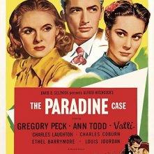 Locandina del film Il caso Paradine ( 1947 )