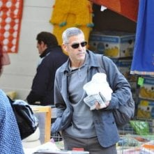 Sulmona: George Clooney sul set di A Very Private Gentleman