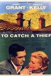 Una bella locandina del film Caccia al ladro ( 1955 )