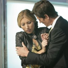 Dollhouse: Dichen Lachman e Vincent Ventresca nell'episodio Belonging