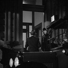 Gregory Peck in una scena del film Il caso Paradine ( 1947 )