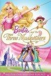 La locandina di Barbie e le tre moschettiere