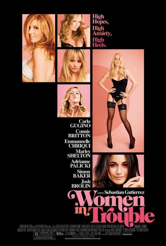 Nuova Locandina Di Women In Trouble 133706