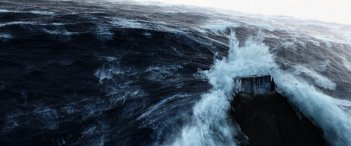 Una sequenza del catastrofico 2012 di R. Emmerich