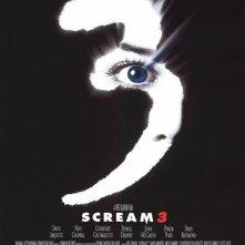 La locandina americana di Scream 3