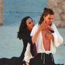 Adriano Braidotti nella piece Ippolito e Fedra con Maria Paiato regia  M. Panici