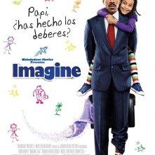 Il poster spagnolo del film Imagine That