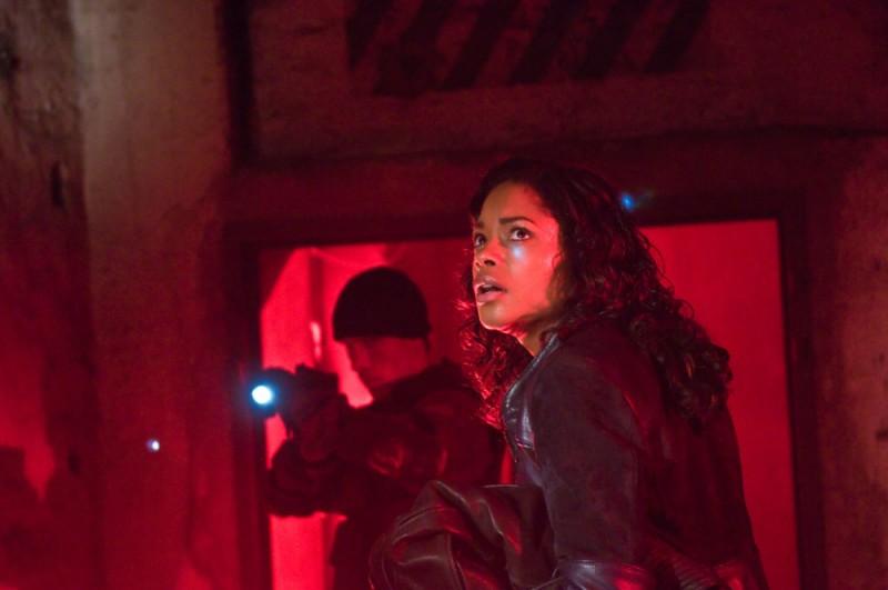 Naomie Harris in una scena del film Ninja Assassin