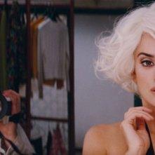 Penelope Cruz in una scena del film Gli abbracci spezzati di Pedro Almodovar