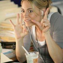Deanne Bray in una scena di Hysterical Blindness dalla quarta stagione di Heroes