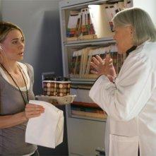 Deanne Bray in una scena di Hysterical Blindness, dalla quarta stagione di Heroes