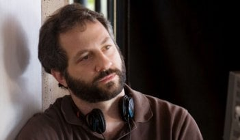 Judd Apatow sul set del film film Funny People