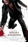 Locandina italiana del film Ninja Assassin