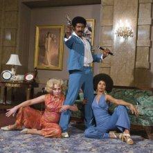 Nicole Sullivan, Michael Jai White e Salli Richardson in una foto promozionale del film