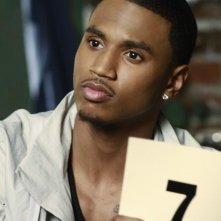 Trey Songz in una scena dell'episodio Relative Unknown della serie Lincoln Heights