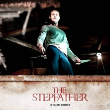 Un wallpaper del film The Stepfather con Dylan Walsh