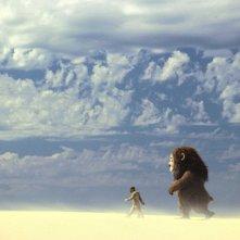 Una scena di Nel paese delle creature selvagge, diretto da Spike Jonze