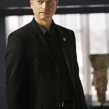 Gary Sinise nell'episodio Dead Reckoning di CSI New York