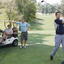 Josh Hopkins, Brian Van Holt ed Ian Gomez nell'episodio You Wreck Me di Cougar Town
