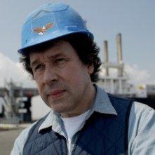Stephen Rea in una scena dell'episodio Solitary della serie Law & Order: SVU