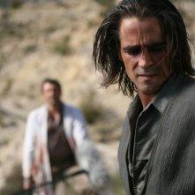 Colin Farrell in un'immagine del film Triage