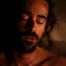Colin Farrell in una scena di Triage