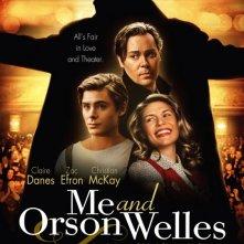 La locandina di Me and Orson Welles