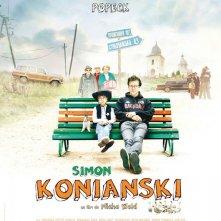 La locandina di Simon Konianski