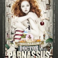 Poster inglese per Parnassus - L'uomo che voleva ingannare il diavolo