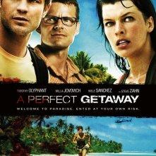 Poster internazionale per A Perfect Getaway