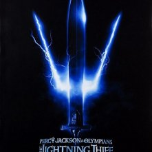 Teaser Poster USA per Percy Jackson & the Olympians: The Lightning Thief