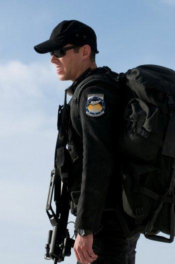 Brian J. Smith nell'episodio Air: Part 3 di Stargate Universe