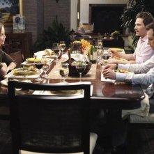Brothers & Sisters: Calista Flockhart, Luke MacFarlane e Matthew Rhys nell'episodio Almost Normal