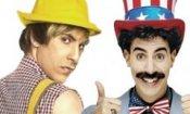 Brüno e Borat: due 'diversi' alla scoperta dell'America