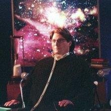 Christopher Reeve è il dottor Virgil Swann nell\'episodio La stele di Rosetta di Smallville