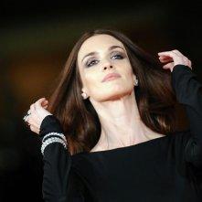 Roma 2009: la bellissima Paz Vega presenta il film Triage, di cui è protagonista