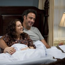 Til Death: Brad Garrett e Joely Fisher nell'episodio Doug and Ally Return