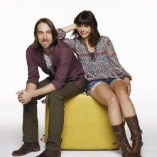 Til Death: Timm Sharp e Lindsey Broad in una foto promozionale della stagione 4