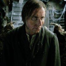 Tim Roth in una foto di scena del film Skellig