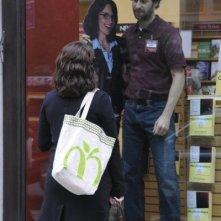 Tina Fey e Jon Glaser nell'episodio Into The Crevasse di 30 Rock