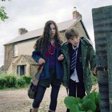 Un'immagine del film Skellig