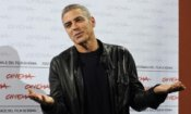 A Roma tra le nuvole insieme a George Clooney