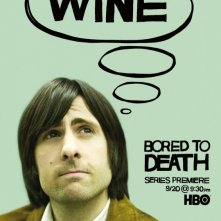 Bored to Death: Character Poster sul personaggio di Jason Schwartzman
