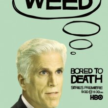 Bored to Death: Character Poster sul personaggio di Ted Danson